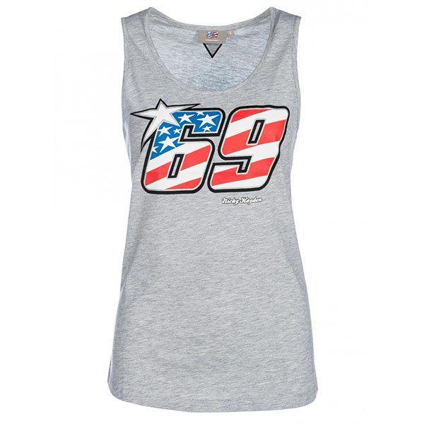 Camiseta Lady Nicky Hayden