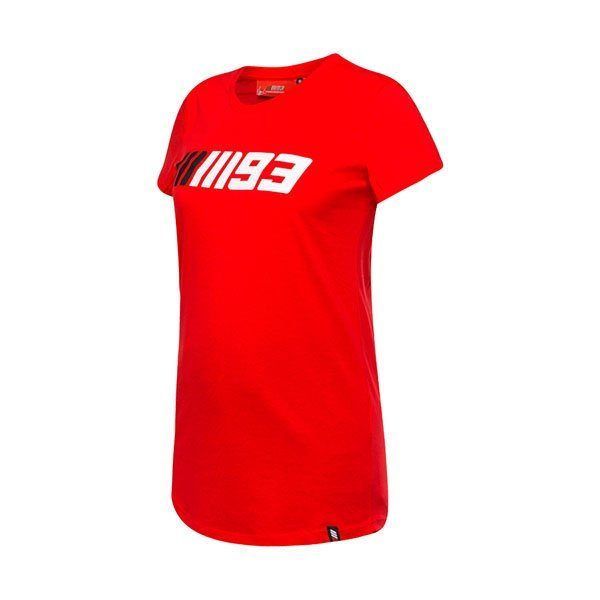 Camiseta Marc Marquez Lady Rojo