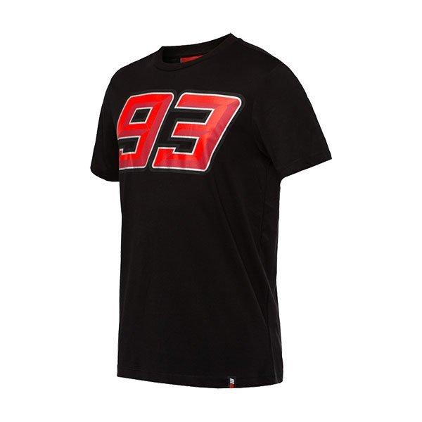 Camiseta Marc Marquez Negro