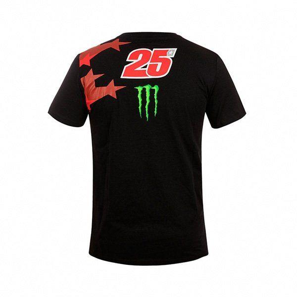 Camiseta Maverick Viñales Monster.