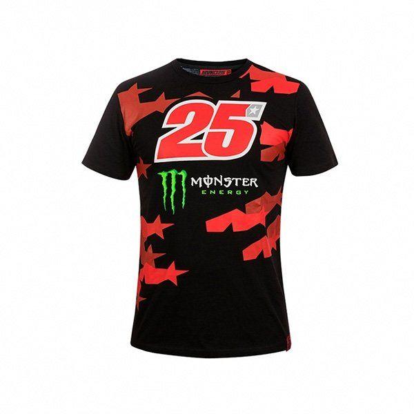 Camiseta Maverick Viñales Monster
