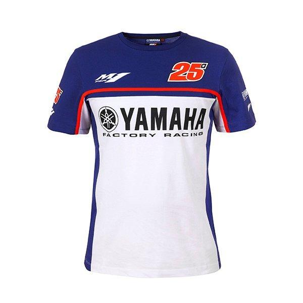 Camiseta Maverick Viñales Yamaha2