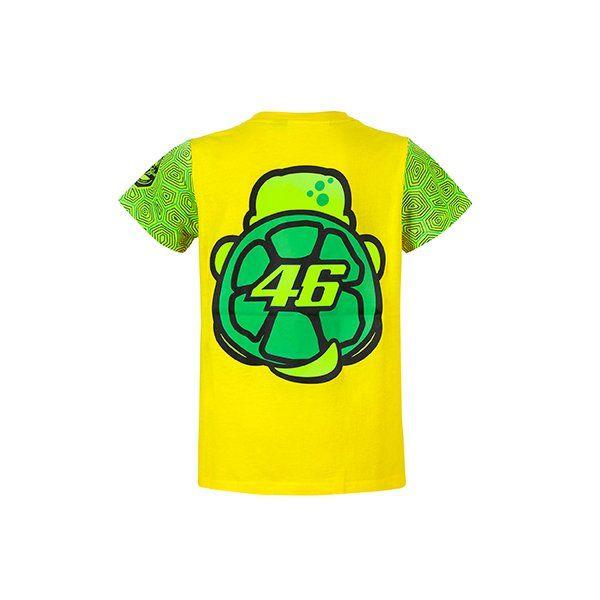 Camiseta Niño VR46 Tortuga.