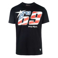 Camiseta Nicky Hayden Negro