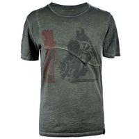 Camiseta Race-Red Moto Rider Verde