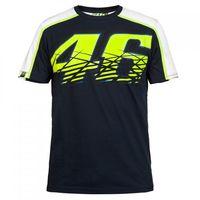 Camiseta Valentino Rossi 46 Azul Marino
