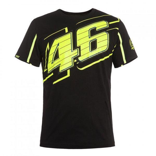 Camiseta Valentino Rossi 46 Negra