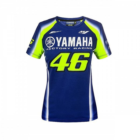 Camiseta Valentino Rossi Lady Yamaha MotoGp3