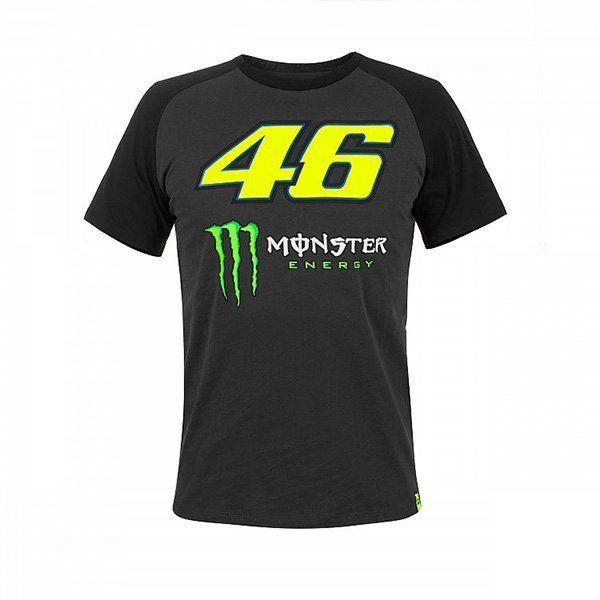 Camiseta Valentino Rossi Monster46