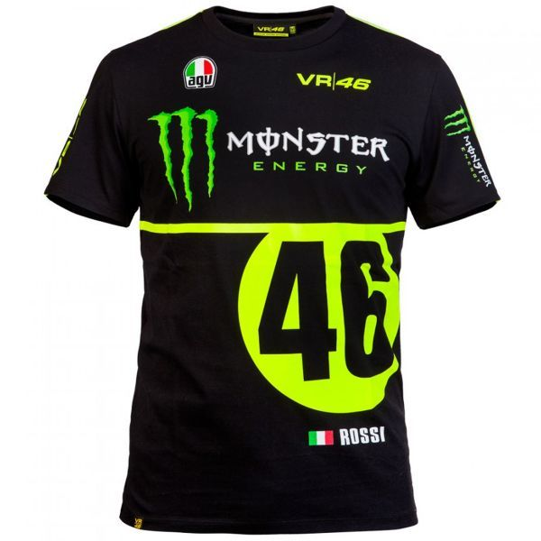 Camiseta Valentino Rossi Monster