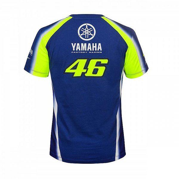 Camiseta Valentino Rossi Yamaha MotoGP*