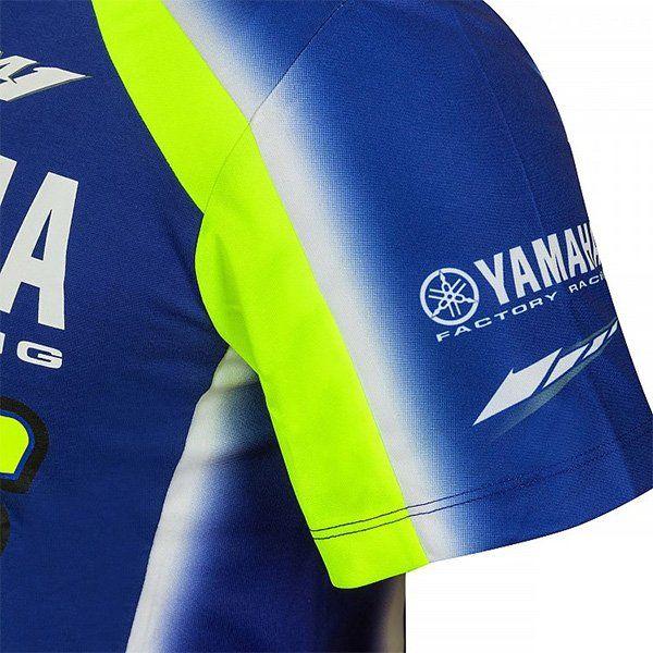Camiseta Valentino Rossi Yamaha MotoGP-