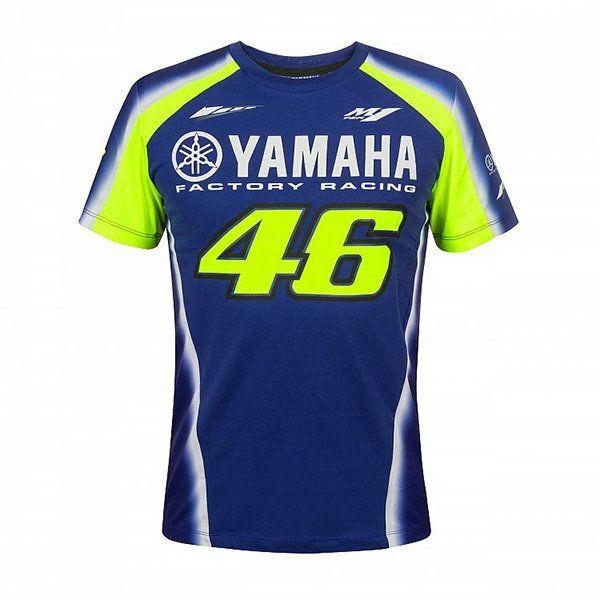 Camiseta Valentino Rossi Yamaha MotoGP