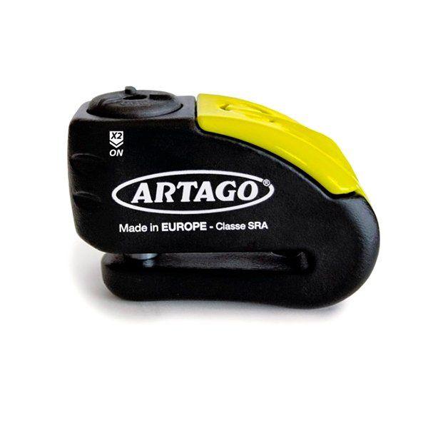 Candado de disco con alarma Artago 30X