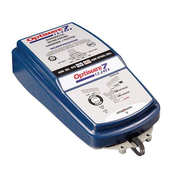 Cargador Baterias Optimate 7 12V-24V-1