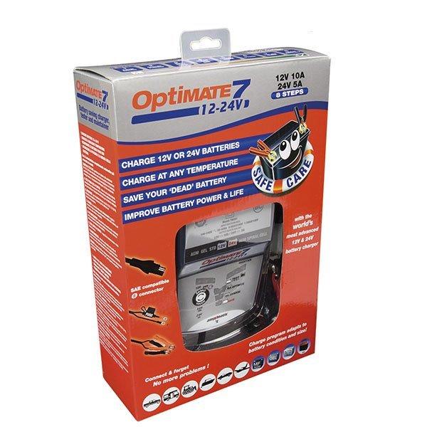 Cargador Baterias Optimate 7 12V-24V-2