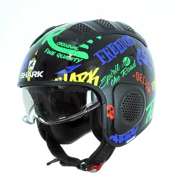 Casco Shark X-DRAK Freestyle Cup