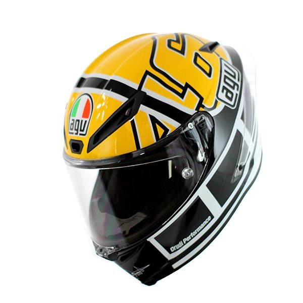 Casco AGV Corsa R Top Rossi Goodwoodv