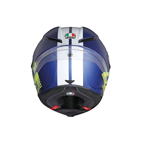 Casco AGV Corsa R Top V46 Azul Mate1
