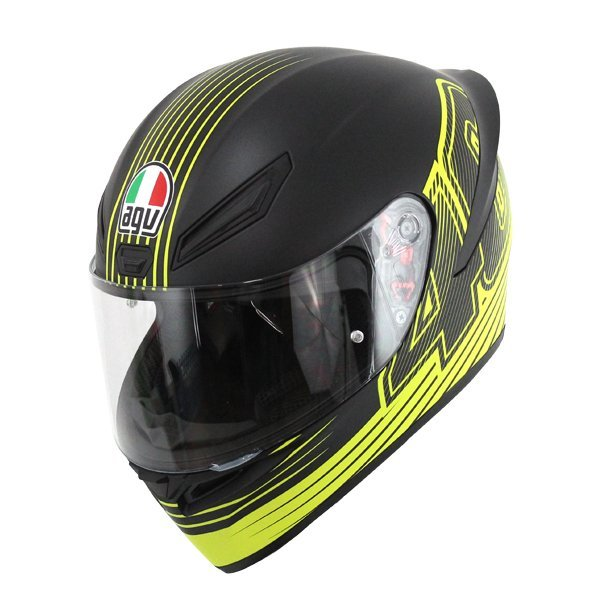 Casco AGV K1 Top Edge 46v