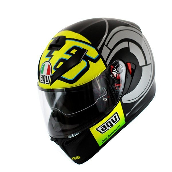 Casco AGV K3 Sv Winter Test 2012v
