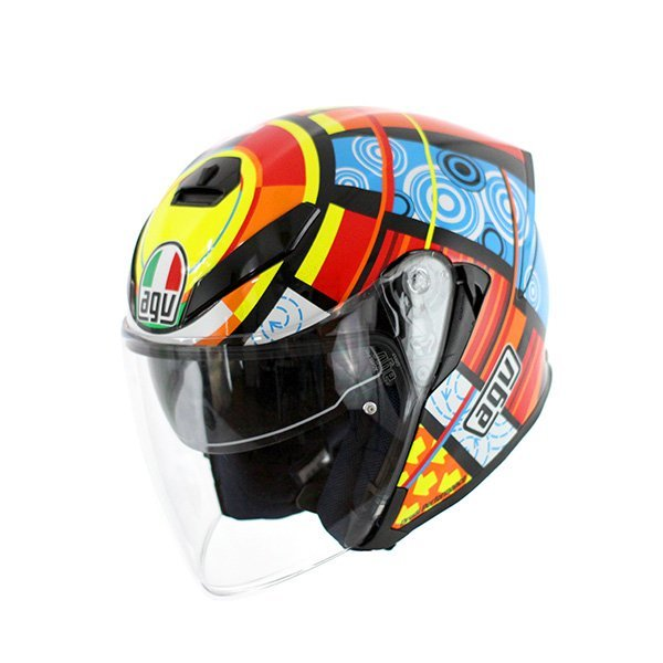 Casco AGV K5 Jet Elementsv