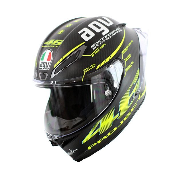 Casco AGV Pista GP R Project 46 2.0v