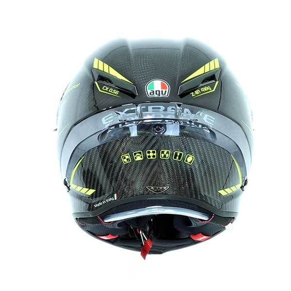 Casco AGV Pista GP R Project 46 3.0