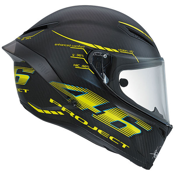 Casco AGV Pista Gp Project 46 2.0-