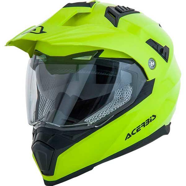 Casco Acerbis Flip FS-606 Amarillo