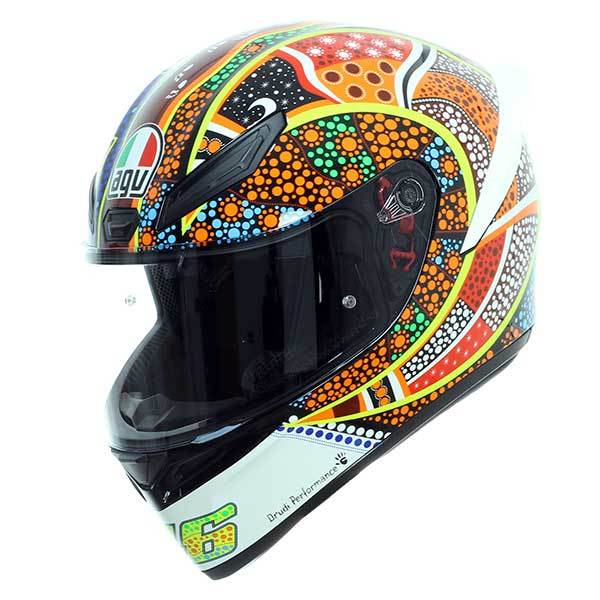 Casco Agv K1 Top Dreamtime
