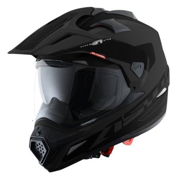 Casco Astone Cross Tourer Negro Mate
