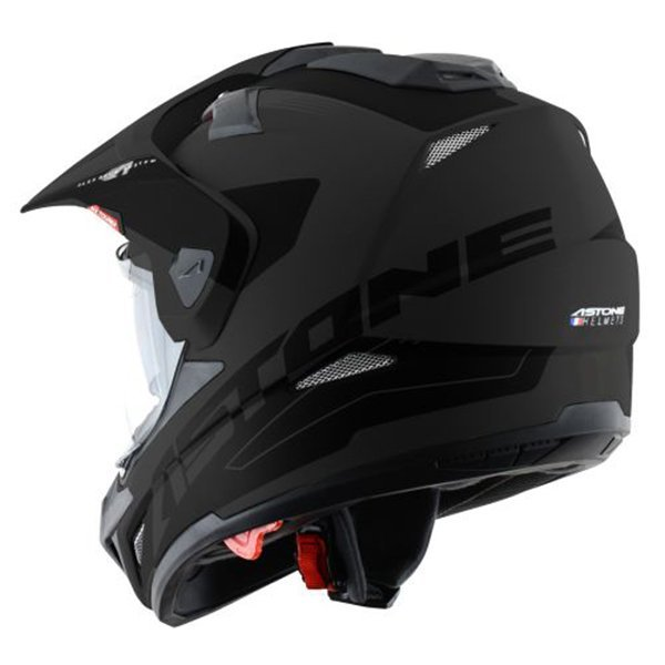Casco Astone Cross Tourer Negro Mate2