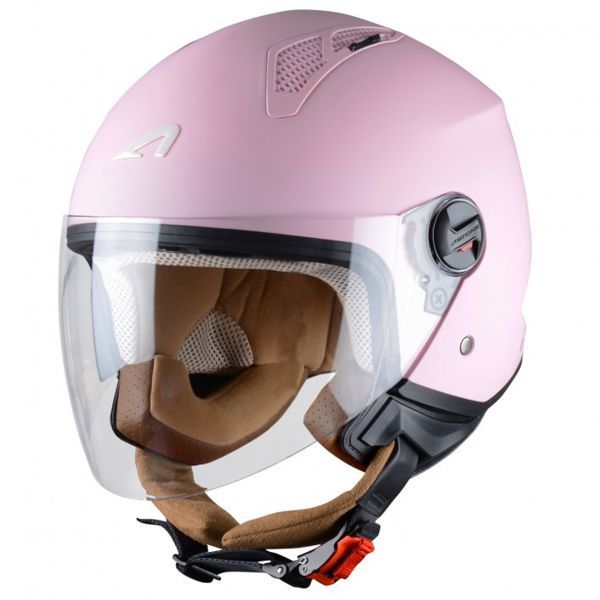 Casco Astone Mini Jet Flamingo
