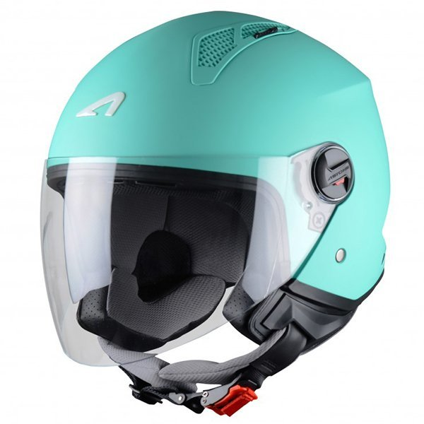 Casco Astone Mini Jet Mint Mat