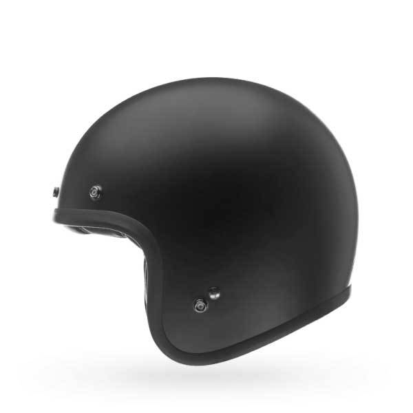 Casco Bell Custom 500 Solid Negro Mate