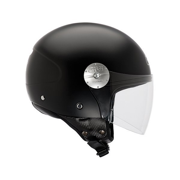 Casco GIVI 10.7 Mini-J Negro Mate