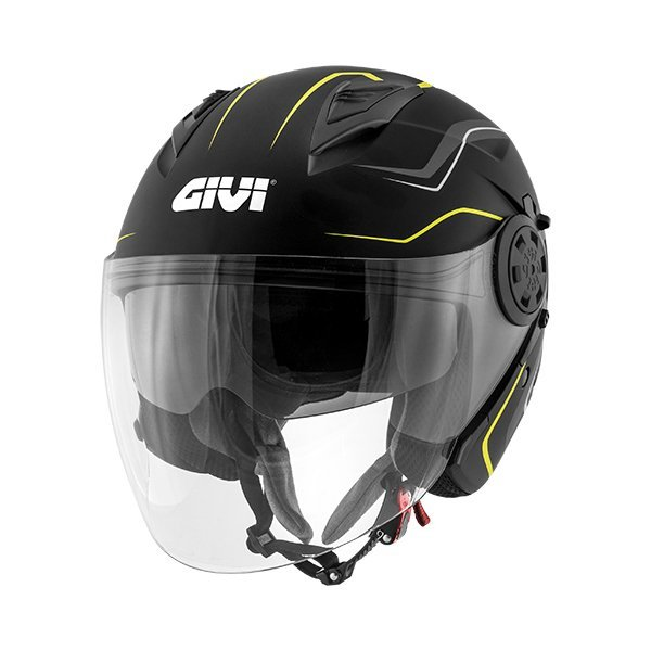Casco GIVI 12.3 Stratos Flux Ng Am