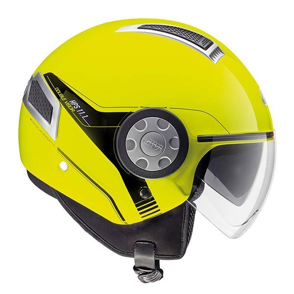 Casco Givi 11.1 Air Jet Amarillo
