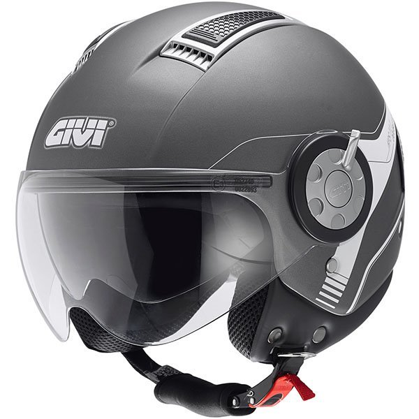 Casco Givi 11.1 Air Jet Titanio