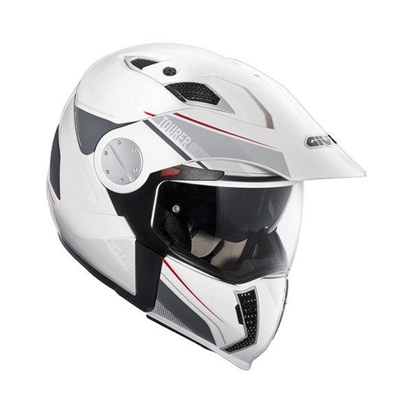Casco Givi X01 Tourer Blanco