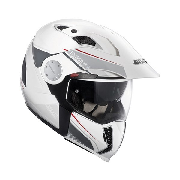 Casco Givi X01 Tourer Blanco