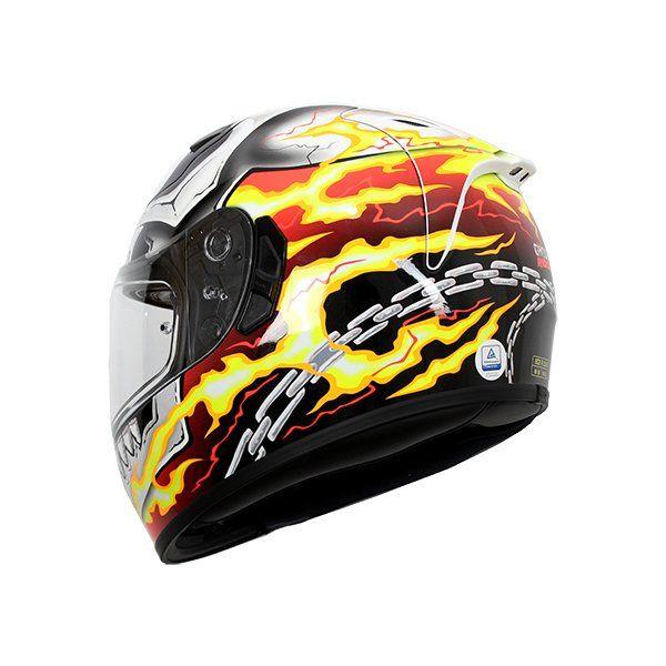 Casco HJC FG-ST Marvel Ghost Rider4