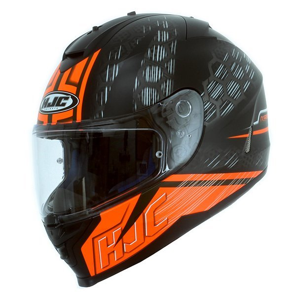Casco HJC IS-17 Enver Naranjav