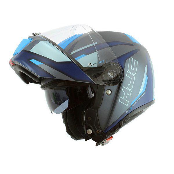 Casco HJC RPHA 90 Rabrigo azul2