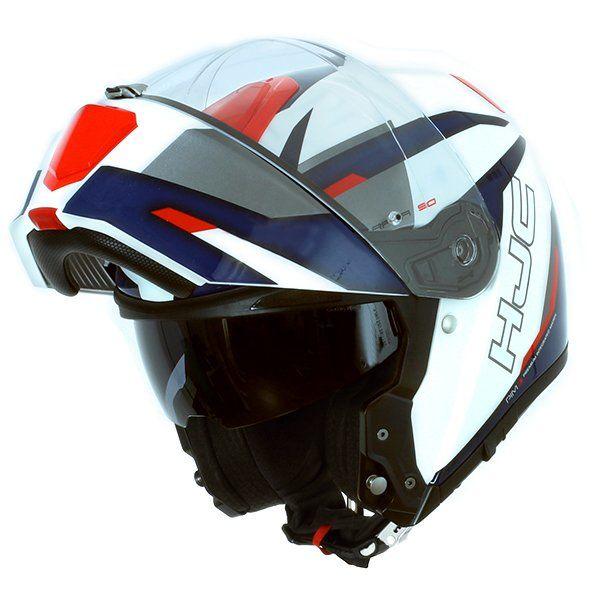 f648e6a7dfa80 HJC RPHA 90 Rabrigo blanco azul rojo - 397.00 €