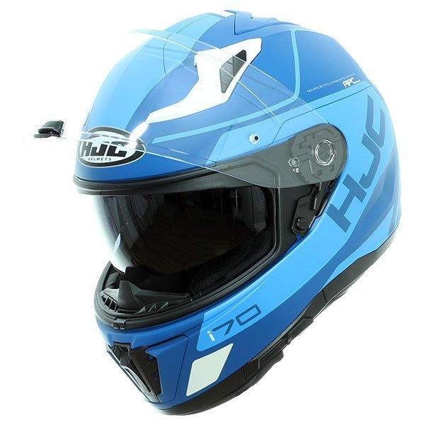 Casco HJC i70 Karon MC2SF azul