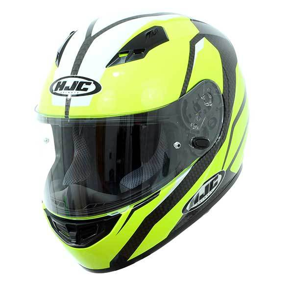 Casco Hjc Cs15 Sebka Amarillo