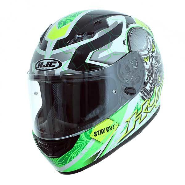 Casco Hjc CS15 Rafu Verde