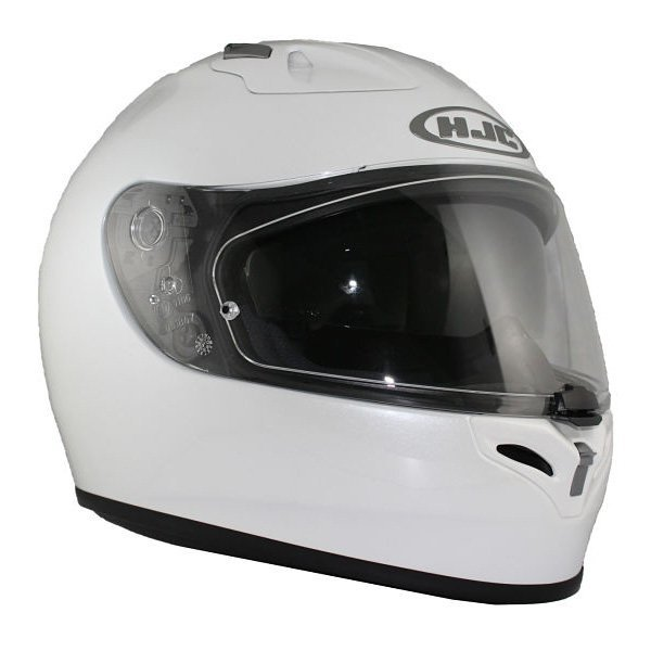 Casco Hjc Fg-17 Blanco Brillo